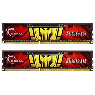 16GB G.Skill Aegis DDR3L-1333 DIMM CL9 Dual Kit