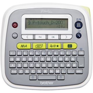 Brother P-Touch D200WNVP Thermotransfer