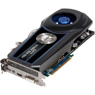 3GB HIS Radeon R9 280X IceQ Boost Clock Aktiv PCIe 3.0 x16 (Retail)