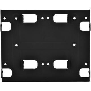 """Digitus 5,25"""" Zoll Einbaurahmen für 4x 2.5"""" Festplatten (DA-70432)"""