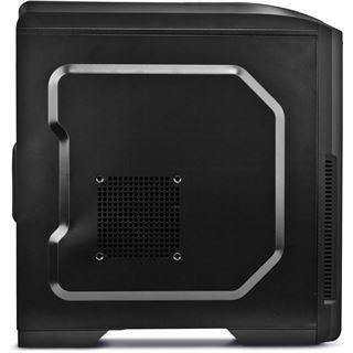 Antec GX500 Midi Tower ohne Netzteil schwarz