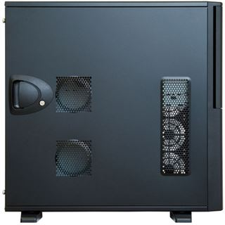 Chieftec Uni LBX-02B-U3 Midi Tower ohne Netzteil schwarz