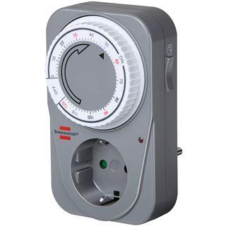 Brennenstuhl Mechanischer Countdown Timer MC 120 grau