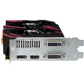 2GB PowerColor Radeon R9 270X TurboDuo Aktiv PCIe 3.0 (Retail)