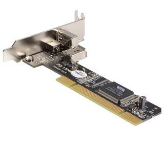 Startech PCI1394_2LP 2 Port PCI Low Profile retail