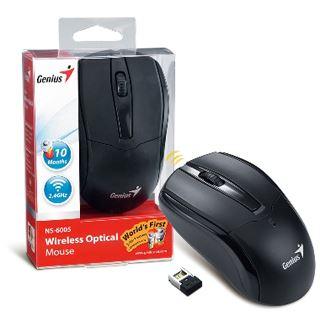 Genius NS-6005 USB schwarz (kabellos)