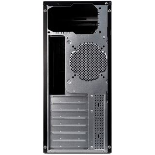 Antec NSK4100 Midi Tower ohne Netzteil schwarz