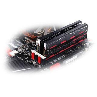 8GB Avexir Blitz Series White LED DDR3-1600 DIMM CL9 Dual Kit