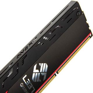 8GB Avexir Blitz Series Red LED Elitegroup-L337 DDR3-2133 DIMM CL9