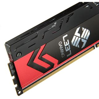 16GB Avexir Blitz Series Red LED Elitegroup-L337 DDR3-2400 DIMM CL10 Dual Kit