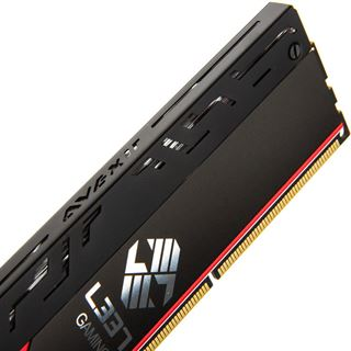 16GB Avexir Blitz Series Red LED Elitegroup-L337 DDR3-2400 DIMM CL10