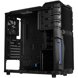 Raidmax Vortex Midi Tower ohne Netzteil schwarz