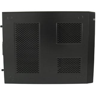 LC-Power 3001B Executor Midi Tower ohne Netzteil schwarz