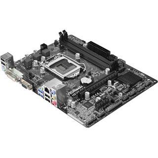 ASRock H81M-DGS Intel H81 So.1150 Dual Channel DDR3 mATX Retail