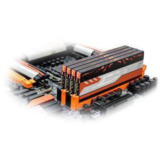 16GB Avexir Blitz Series Orange LED OC-Force DDR3-1866 DIMM CL9 Dual Kit