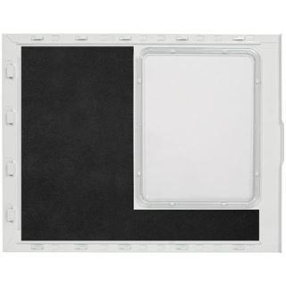 Nanoxia weißes Seitenteil mit Fenster für Deep Silence 2 (DS2WIW)