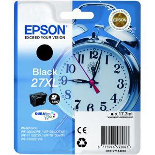 Epson Tinte 27XL C13T27114010 schwarz