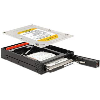 """Delock 3,5"""" Wechselrahmen für 2,5"""" Festplatten/SSDs"""