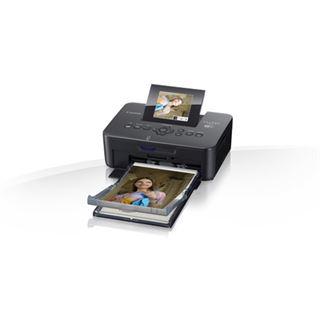 Canon Selphy CP910 schwarz Fotodrucker Drucken Cardreader/USB 2.0/WLAN