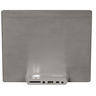 "9.7"" (24,64cm) Hama Digitaler Bilderrahmen Steel Premium"