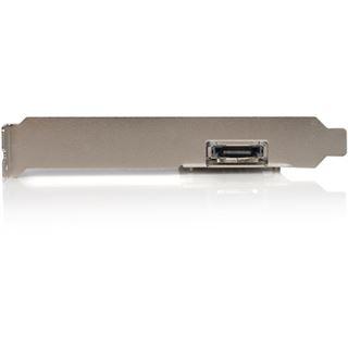 startech PEXESATA1 1 Port PCIe x1 inkl 1x SATA-Anschlusskabel retail