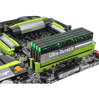 16GB Avexir Blitz Series 1.1 G1.Sniper grüne LED DDR3-1866 DIMM