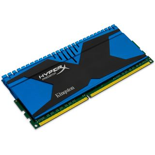 8GB HyperX Predator T2 DDR3-1866 DIMM CL10 Dual Kit