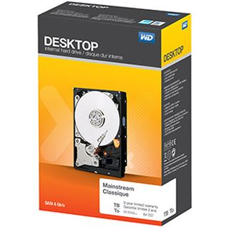 "4000GB WD Desktop Mainstream WDBH2D0040HNC-ERSN 64MB 3.5"" (8.9cm) SATA 6Gb/s"