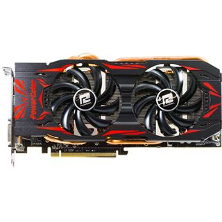 4GB PowerColor Radeon R9 290 TurboDuo Aktiv PCIe 3.0 x16 (Retail)
