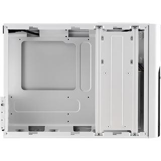 AeroCool QS-101 White Edition Mini Tower ohne Netzteil weiss