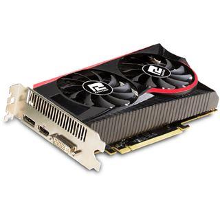 2GB PowerColor Radeon R7 265 TurboDuo OC Aktiv PCIe 3.0 x16 (Retail)
