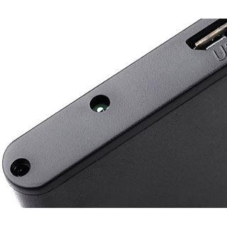 """Silverstone TS10 2.5"""" (6,35cm) USB 3.0 schwarz"""