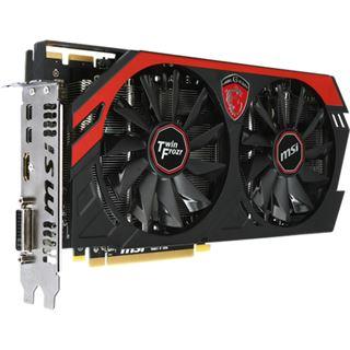 3GB MSI Radeon R9 280 Twin Frozr Gaming Aktiv PCIe 3.0 x16 (Retail)
