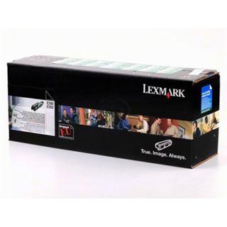 Lexmark CS796x Tonerkartusche cyan Standardkapazität 18.000 Seiten 1er-Pack Return Programme