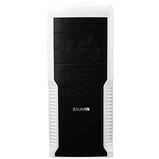Zalman Z3 Midi Tower ohne Netzteil weiss/schwarz