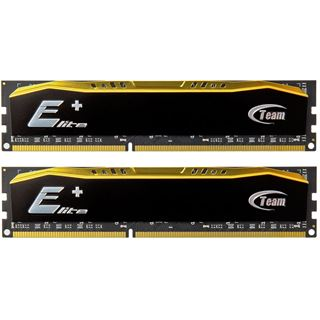 16GB TeamGroup Elite Plus Series DDR3-1333 DIMM CL9 Dual Kit
