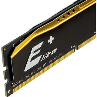 4GB TeamGroup Elite Plus Series DDR3-1600 DIMM CL11 Dual Kit