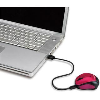 Genius Micro Traveler 9000R USB pink (kabellos)