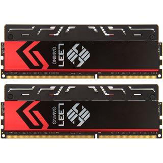 16GB Avexir Blitz Series 1.1 ECS LEET rote LED DDR3-2666 DIMM CL11 Dual Kit