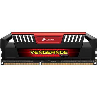 16GB Corsair Vengeance Pro Series rot DDR3-2133 DIMM CL8 Quad Kit