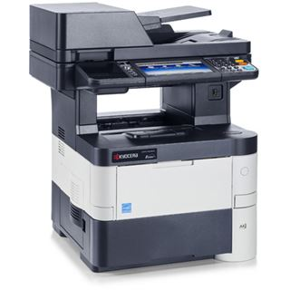 Kyocera Ecosys M3040idn S/W Laser Drucken/Scannen/Kopieren Cardreader/LAN/USB 2.0