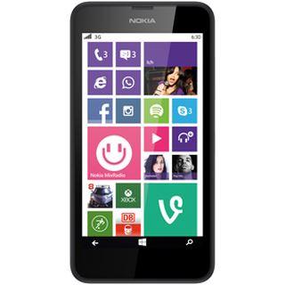 Nokia Lumia 630 8 GB schwarz