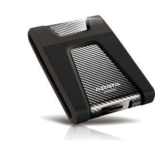 "1000GB ADATA DashDrive Durable HD650 AHD650-1TU3-CBK 2.5"" (6.4cm) USB 3.0 schwarz"