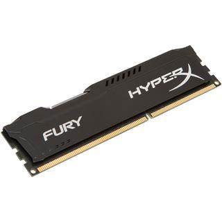 8GB HyperX FURY schwarz DDR3-1866 DIMM CL10 Single