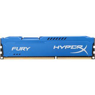8GB HyperX FURY blau DDR3-1866 DIMM CL10 Dual Kit