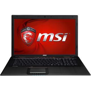 "Notebook 17.3"" (43,94cm) MSI GP70-2PEi545FD 00175A-SKU4 FreeDos"