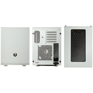BitFenix Phenom NVIDIA Edition Mini Tower ohne Netzteil weiss