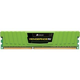 8GB Corsair Vengeance Low Profile grün DDR3-2133 DIMM CL11 Dual Kit