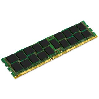 8GB Kingston ValueRAM Server Premier Single Rank DDR3-1600 regECC DIMM CL11 Single