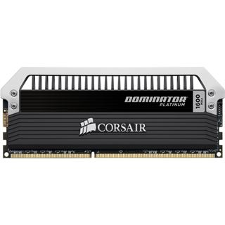 16GB Corsair Dominator Platinum DDR3-1600 DIMM CL7 Dual Kit